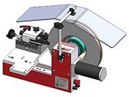 Bremsscheibenbearbeitungsmaschine INDY 420